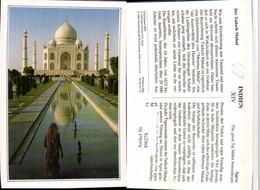 496278,India Agra Tadsch Taj Mahal Mausoleum - Indien