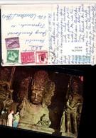 496336,India Bombay Mumbai Elephanta Caves Höhle - Indien