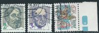 Repubblica Ceca 1993 Usato - Mi.21/2;28  Yv.12/3;27 - Repubblica Ceca