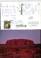 496600,Australia Ayers Rock Inselberg - Ansichtskarten