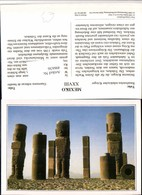 496636,Mexico Tula Basaltstelen Toltekischer Krieger Säulen - Mexiko