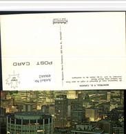 496662,Quebec Montreal From Mount Royal Teilansicht - Quebec