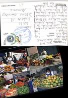 496603,Bolivia La Paz Mercado Rodriguez Markt Gemüse Mehrbildkarte - Bolivien