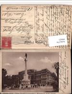 496621,Argentina Buenos Aires Plaza Lavalle Tribunales Monument Säule - Argentinien