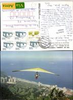 496609,Brazil Rio De Janeiro Asa Delta Na Pedra Da Gavea Hängegleiter - Brasilien