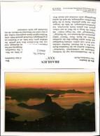 496612,Brazil Rio De Janeiro Guanabara-Bucht Zuckerhut - Ohne Zuordnung