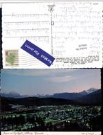 496654,Alberta Jasper At Twilight Totale Bergkulisse - Alberta