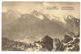 S5067 - Congo Belge (N°23) - Monts Ruwenzori - Belgian Congo - Other