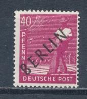 Berlin 12 Plattenfehler I ** Geprüft Schlegel Mi. 40,- - Berlin (West)