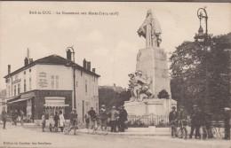 55-BAR-LE-DUC-Le Monument Aux Morts... Animé  Café-Restaurant... - Bar Le Duc