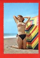 Pin-Ups : Femme (Mode , Maillot De Bain) Nu (non écrite, Série N°2462) - Pin-Ups