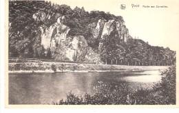 Yvoir-sur-Meuse-(Province De Namur)-La Meuse Et La Roche Aux Corneilles-Edit. Nels-Thill - Yvoir