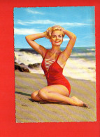 Pin-Ups : Femme (Mode , Maillot De Bain) Nu (non écrite, édition Color) - Pin-Ups