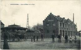 Belgique – Cortenberg – Gare Et Place De La Gare - Belgique