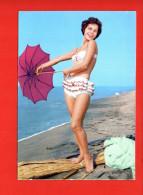 Pin-Ups : Femme (Mode , Maillot De Bain) Nu (non écrite, édition Garami)N°3205/16 A - Pin-Ups