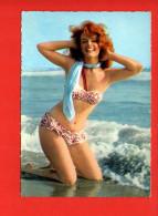Pin-Ups : Femme (Mode , Maillot De Bain) Nu (non écrite, édition Color)N°900/212 - Pin-Ups