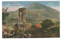 CPA - LA TURBIE, LA TOUR D´ AUGUSTE, 24 ANS AVANT JESUS CHRIST -  Alpes Maritimes 06 - - Autres Communes