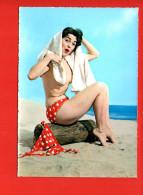 Pin-Ups : Femme (Mode , Maillot De Bain) Nu (non écrite, édition Cecami)N°325 - Pin-Ups