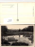 493912,Luxembourg Mondorf-les-Bains Au Parc Park Teich - Ansichtskarten