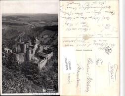 493915,Luxembourg Vianden Les Ruines Burg Ruine - Ansichtskarten