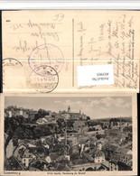 493905,Luxembourg Ville Haute Faubourg Du Grund Teilansicht - Ansichtskarten