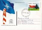 Poland Pologne, Accession Of Poland To NATO, Postal Stationery 1999. - NATO