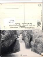 493914,Luxembourg Hallerbach Schlucht Wasserfall - Ansichtskarten