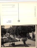493911,Luxembourg Mondorf-les-Bains Promenade Dans Le Parc Park - Ansichtskarten