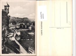 493916,Luxembourg Vue Prise Des Remparts Teilansicht - Ansichtskarten