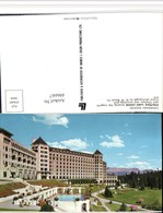 496667,Alberta Chateau Lake Louise Hotel Pool - Alberta