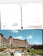 496665,Alberta Chateau Lake Louise Hotel Pool - Alberta