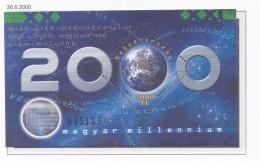 HONGRIE 2000 MILLENAIRE 2000 BLOC 255 MNH - Hungary