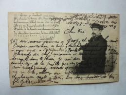 Jules HEURTEL Poète Et Chansonnier Né à Dinan - Galerie Des Artistes Et Ecrivains Bretons - Ecrivains