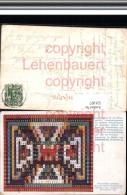 521027,Reklame AK Chemnitz Oswald Heinrich Atelier Teppichwaren - Werbepostkarten