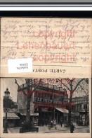 521016,Reklame AK Schild Le Petit Nicois Laterne Litfaßsäule - Werbepostkarten
