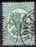 FINLAND  # FROM 1929  STANLEY GIBBONS 246  TK: 14 1/4 X 14 3/4 - Finnland