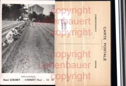 521030,Reklame AK Aime Cochet Camaret Vse Pepinieres Feldarbeit Anbau Landwirtschaft - Werbepostkarten