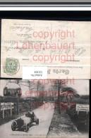 521024,Reklame AK Circuit De La Sarthe Michelin Autorennen Rennen Rennwagen - Werbepostkarten