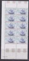 "TAAF 1979 Ship ""Victoria"" 1v Bl Of 10v ** Mnh (TA202D) - Franse Zuidelijke En Antarctische Gebieden (TAAF)"