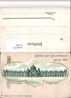 521385,Paris Exposition Universelle Ausstellung 1900 Palais Des Mines - Ausstellungen