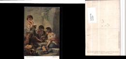 521397,Künstler AK B.E. Murillo Würfelspieler Brauchtum Pub Ackermann 2075b - Spielzeug & Spiele