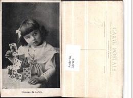 521943,Chateau De Cartes Mädchen Kartenspiel Spiel - Spielzeug & Spiele