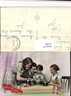 521993,Bonne Fete Familie Eltern Kinder Essen Kekse Pub P.C. Paris 4078 - Küchenrezepte