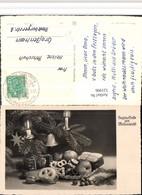 521996,Weihnachten Stillleben Äpfel Kekse Kerzen - Küchenrezepte