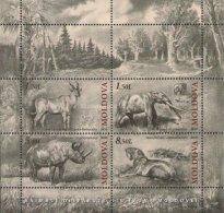 MOLDAVIE  (FAU 228) - Timbres