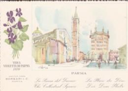 Italy Parma La Piazza de Duomo La Place de Dom