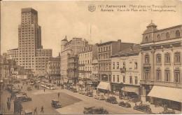 "ANVERS - Place De Meir Et Les ""Torengebouwen"" - Antwerpen"