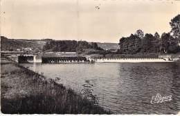 77 - MERY SUR MARNE : Le Barrage - CPSM Dentelée Noir Blanc Format CPA 1971 - Seine Et Marne - Francia
