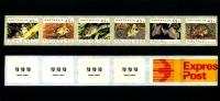 AUSTRALIA - 1992  45c. THREATENED SPECIES   P & S  PRINTSET  3 KOALAS  REPRINT EXPRESS POST MINT NH - Nuovi