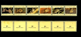 AUSTRALIA - 1994  45c. THREATENED SPECIES   P & S  PEMARA  1 KANGAROO  REPRINT  MINT NH - Nuovi